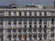 Facade Hotel Saint Lucia Naples