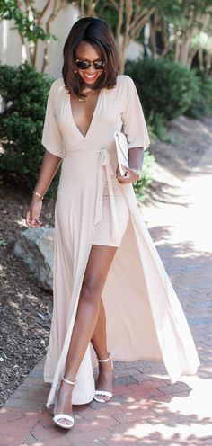 a super affordable, stylish maxi -- perfect outfit idea for your next summer wedding!