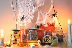 Halloween Alchimist Gruseldekoration