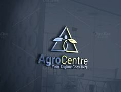 Agro Centre   Logo Template by REDVY on @creativework247