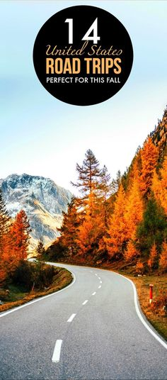 14 road trip ideas in the US perfect for this fall! Want some fall road trip inspiration? These 14 US road trip ideas will provide you with the perfect USA road trip this fall. Usa Roadtrip, Road Trip Usa, Japan Travel, Travel Usa, Texas Travel, Budapest, Travel Photos, Travel Tips, Travel Ideas