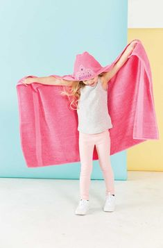 338eedc24986 Help kids dry off after a long day at the beach or swimming pool with an