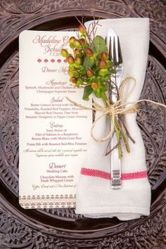 Inspiration For A Country Chic Wedding - Rustic Wedding Chic