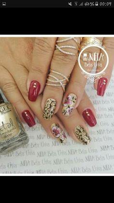 Nails, Nail Art, Work Nails, Cute Nails, Urban, Finger Nails, Ongles, Nail, Nail Manicure
