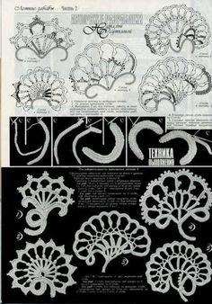 Häkelanleitungen - FRESH Duplet No. 125 Russian crochet patterns - ein Designerstück von Duplet bei DaWanda
