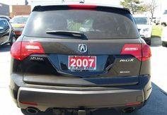 Used 2007 Acura Mdx - Get More Information