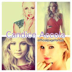 The Vampire Diaries - Candice Accola