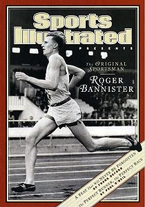 Sir Roger Bannister Biography Photo