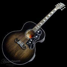Gibson Ltd SJ-200 Delta 1991