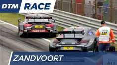 Kurzes Rennen für Götz & Tambey - DTM Zandvoort 2016 // Maximilian Goetz and Adrien Tambey had a very short first race in Zandvoort. After a crash during the start, their race ended after a few seconds - Martin Tomczyk (who was also involved in the crash) could continue the race but received a penalty.
