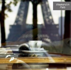 read a book and drink coffee in Paris with the view of the Eiffel tower in sight! been to paris, but this would be a great thing to do when i go back! i'd feel so classy! Tour Eiffel, Torre Eiffel Paris, Coffee Break, I Love Coffee, Morning Coffee, French Coffee, Happy Coffee, Sunday Morning, Paris 3