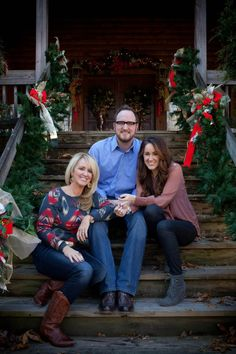 Britt and her family(: ♥