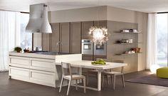 Bucatarie in stil contemporan / Contemporary kitchen