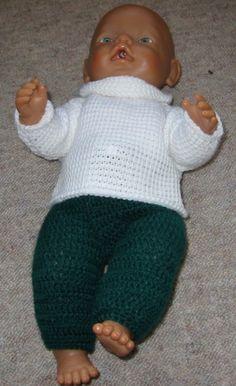 34 Besten Häkeln Bilder Auf Pinterest Baby Doll Clothes Baby