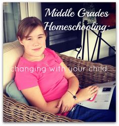 Changing With Your Child Through the Middle Grades @marykprather #hsbloggers