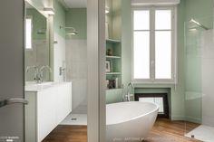Rénovation complète d'un appartement des années 30 en Région Parisienne, Decorexpat - Côté Maison Projets