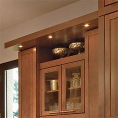 Photo: courtesy of American Woodmark | thisoldhouse.com | from All About Kitchen Cabinets