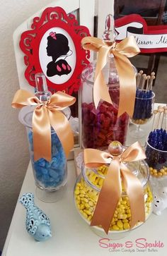 Snow White Baby Shower Party Ideas | Photo 2 of 13 | Catch My Party