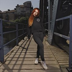 Weave & Deceive Cropped Hoodie —— 🖤 www.CRMCClothing.co 🇬🇧 FREE UK SHIPPING w/ orders £50+ 🌎 FREE INT. SHIPPING w/ orders £120+ . . . #summer #summerwear #womenswear #croppedhoodie #womensfashion #spiders #streetwear #streetwearfashion #streetwearbrand #streetwearclothing #streetwearstyle #urbanwear #urban #ginger #gingergirl #gingerlove #instaginger #womenwithstreetstyle #luxurystreetwear #streetstyle #style #bestfitsdaily #streetweardaily #redhead #redhair #redhairdontcare #wearblack