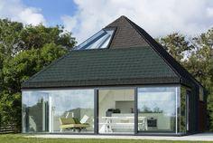 'Schapenboet' Benthem Crouwel op Texel klaar - architectenweb.nl