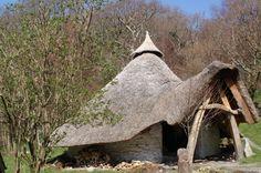 Cae Mabon Roundhouse