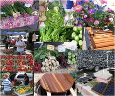 Always great fruits, veggies and crafts at the Rogers Farmers Market.