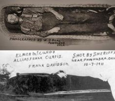 Elmer McCurdy - Many of us have heard the urban legend about the mummy in the amusement-park haunted house, which turned out not to be a prop at all, but a real body. But did you know this legend was based on a true story? Read on about Elmer McCurdy, the travelling mummy.