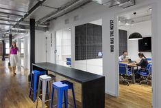 Dropbox – New York City Offices offices of cloud storage company Dropbox located in New York City.