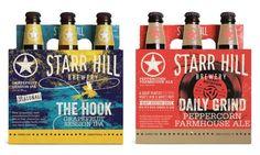 Starr Hill Brewery announces 2016 beer release calendar, retires Dark Starr & Starr Pils