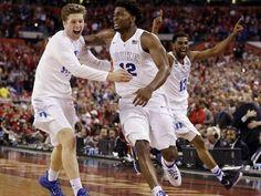Duke beats Wisconsin 68-63 for NCAA men's basketball title | News-JournalOnline.com