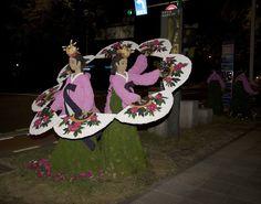 https://flic.kr/p/qio1t9 | 부채춤 화단 : fan dance Flower bed | 색다른 매력이 있는 화단