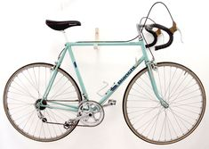Bianchi Rekord 841 Vintage Bicycle Italy 1970                                                                                                                                                                                 More