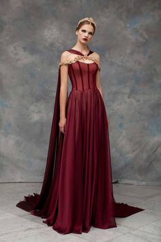 Image in Beautiful dresses collection by Louise S Dress Outfits, Fashion Dresses, Dress Up, Queen Dress, 80s Fashion, Spring Fashion, Vintage Fashion, Fashion Tips, Pretty Outfits