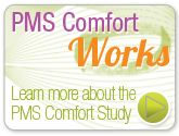 Great resource for resolving PMS symptoms. . . . they seem to get worse the older I get.
