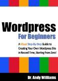 FREE ebook: WordPress for Beginners – A Visual Step-by-Step Guide to Creating your Own WordPress Site in Record Time, Starting from Zero http://www.techtiplib.com/wordpress/tips-wordpress/free-ebook-wordpress-for-beginners-a-visual-step-by-step-guide-to-creating-your-own-wordpress-site-in-record-time-starting-from-zero