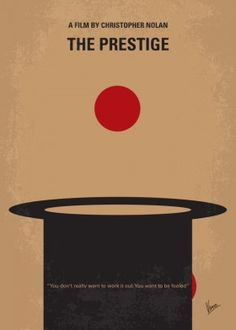 minimal minimalism minimalist movie poster chungkong film artwork design the prestige