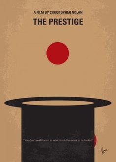 minimal minimalism minimalist movie poster chungkong film artwork design the prestige