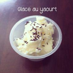 Glace aux yaourts