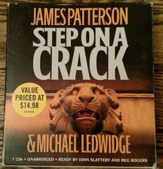 Michael Bennett: Step on a Crack No. 1 by James Patterson and Michael Ledwidge …