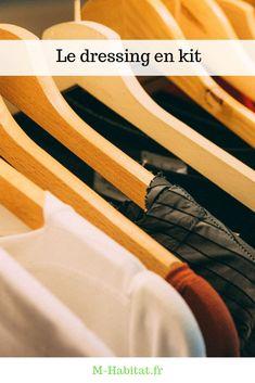 Que contient le #kit ? Comment assembler les modules du #dressing ? Quels sont les spécificités, les avantages et les inconvénients du dressing en kit ? Retrouvez nos réponses détaillées dans cet article.