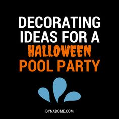 1000 images about halloween pool party decorating on - Halloween swimming pool decorations ...