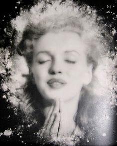 "polarbearprince: "" Marilyn Monroe Andre De Dienes """