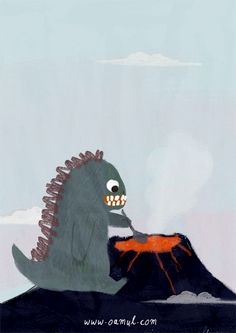 http://www.oamul.com/little-gluttonous-monster/