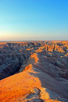 Bad Lands National Park - South Dakota