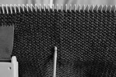 how to make a sweater on a knitting machine …