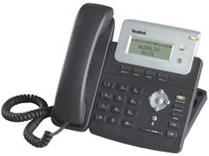 An enterprise quality, two-line LCD display-appearance IP phone ideally suited for the basic business feature environment! Easy to install and inexpensive to use, this phone features full-duplex hands-free speakerphone, headset capable connection (RJ9), Call Hold, Call Waiting, Call Transfer, Call Forwarding and Voice Mail. No extra Ethernet ports required on your LAN -- your Ethernet LAN can switch through the IP phone to the desktop/docking station!  Order yours at: www.5LINX.net/TeamBuilder