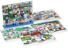 Communication Game-Life is the perfect game to help develop speaking and listening skils, vocabulary, sentence structure, comprehension and confidence. Sentence Structure, Perfect Game, Listening Skills, Comprehension, Sentences, Vocabulary, Communication, Preschool, Student
