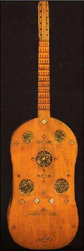 Article La Vihuela, ancêtre de la guitare