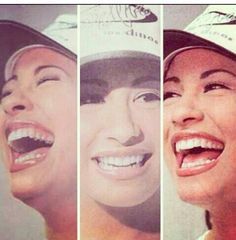 Always joking and laughing!!! Selena Quintanilla Perez