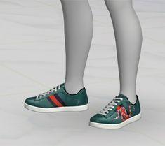 Greenapple18r: Gcci Sneakers • Sims 4 Downloads